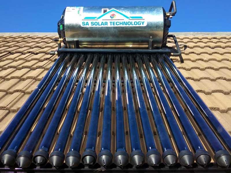 200 Liter Thermosiphon Solar Geyser High Pressure System